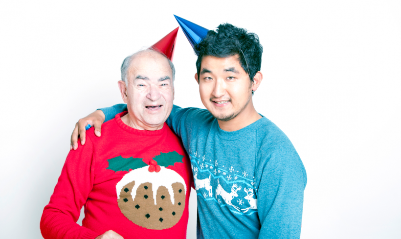 Sadness Often Accompanies the Holidays for the Elderly. Here Are Ways to  Help.