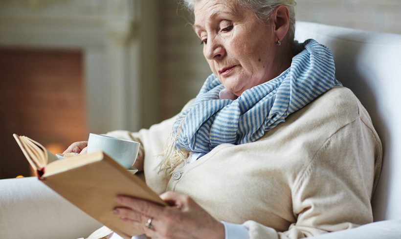 5 Ways To Brighten The Winter Blues For The Senior In Your Life
